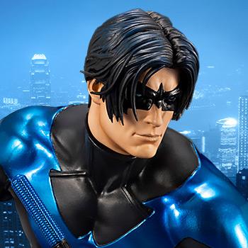 Nightwing DC Comics Statue