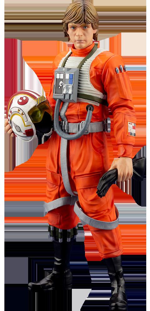 Kotobukiya Luke Skywalker (X-Wing Pilot) Statue