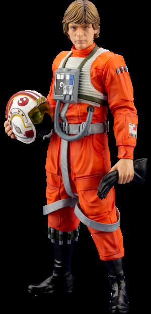 Luke Skywalker (X-Wing Pilot) Statue