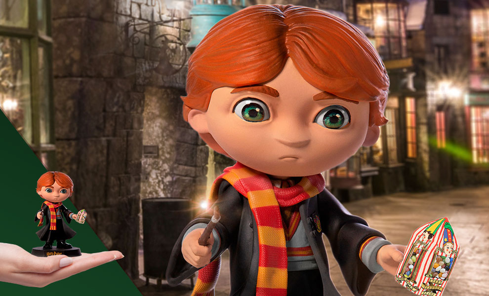 Gallery Feature Image of Ron Weasley Mini Co. Collectible Figure - Click to open image gallery