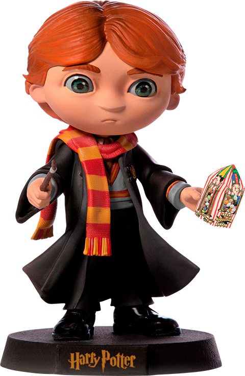 Iron Studios Ron Weasley Mini Co. Collectible Figure