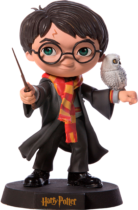 Iron Studios Harry Potter Mini Co. Collectible Figure