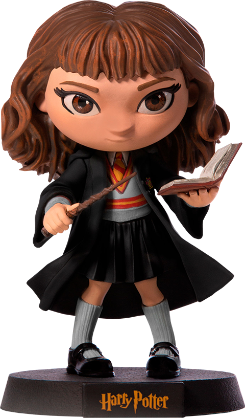 Iron Studios Hermione Granger Mini Co. Collectible Figure