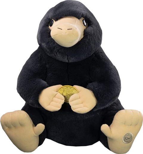Quantum Mechanix Giant Niffler Premium Plush