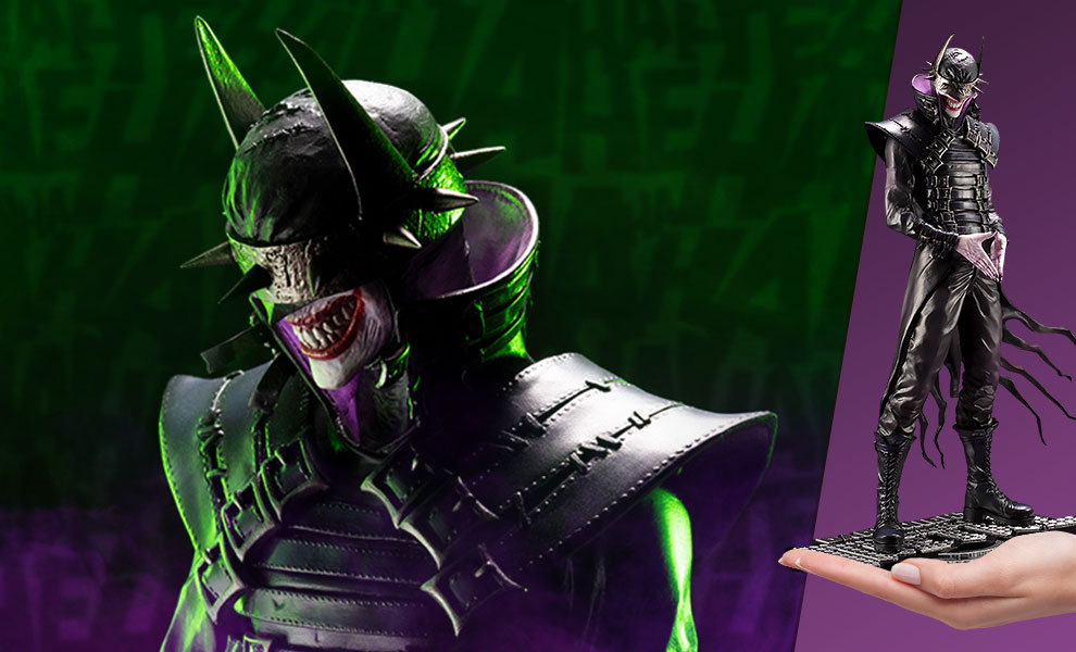 Gallery Feature Image of Batman Who Laughs Statue - Click to open image gallery
