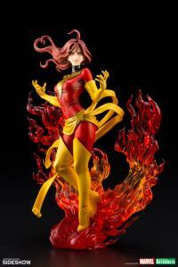 Gallery Image of Dark Phoenix Rebirth Statue