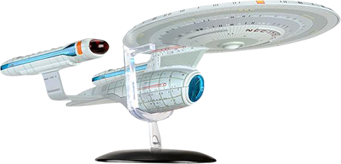 Eaglemoss USS Enterprise NCC-1701-C Model