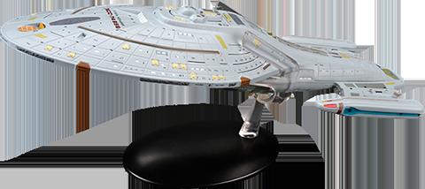 Eaglemoss USS Voyager Model