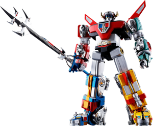 GX-71 Voltron Collectible Figure