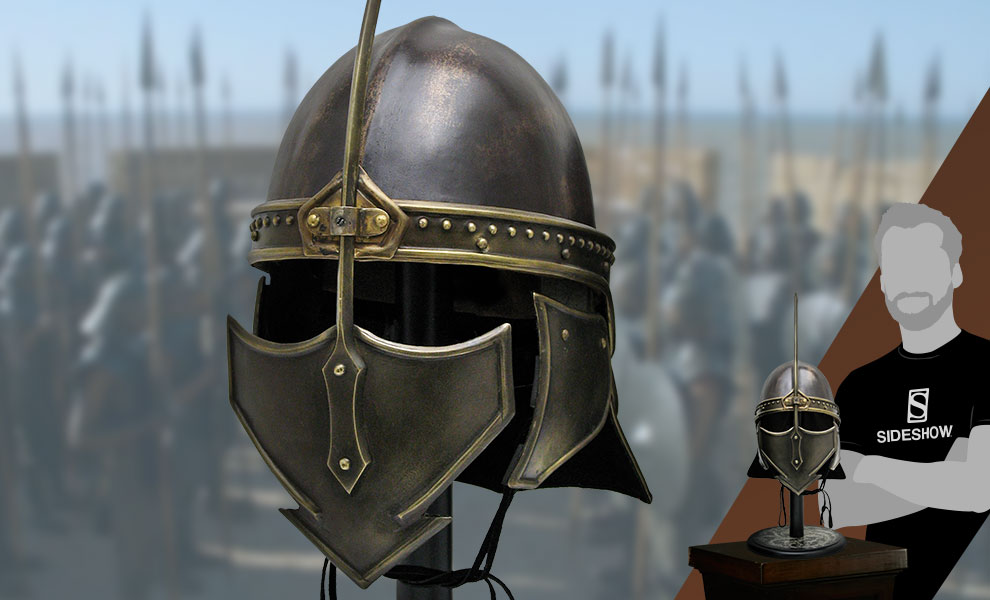 Gallery Feature Image of Unsullied Helm Replica - Click to open image gallery
