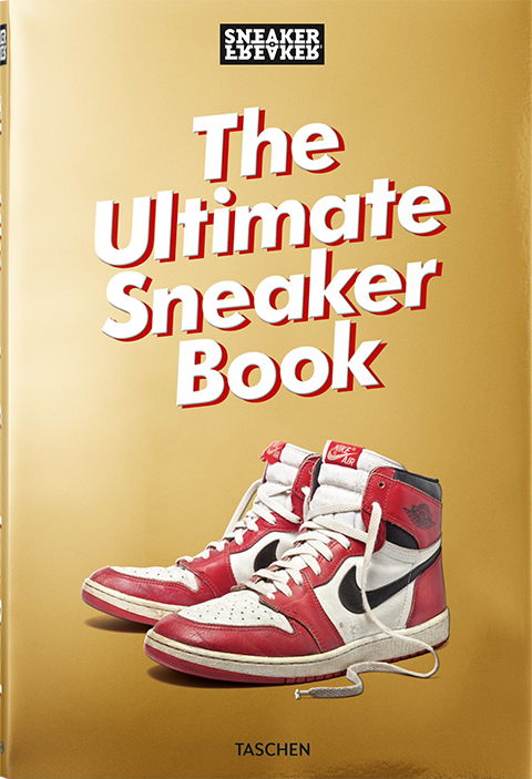 TASCHEN Sneaker Freaker: The Ultimate Sneaker Book Book
