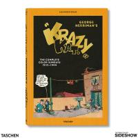 "Gallery Image of George Herriman's ""Krazy Kat"" Book"