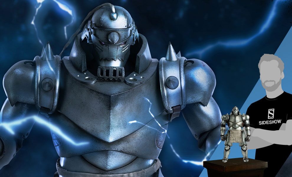 Gallery Feature Image of Alphonse Elric Sixth Scale Figure - Click to open image gallery