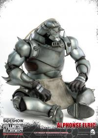 Gallery Image of Alphonse Elric Sixth Scale Figure