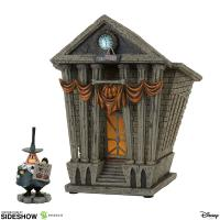 Gallery Image of Halloween Town City Hall Figurine
