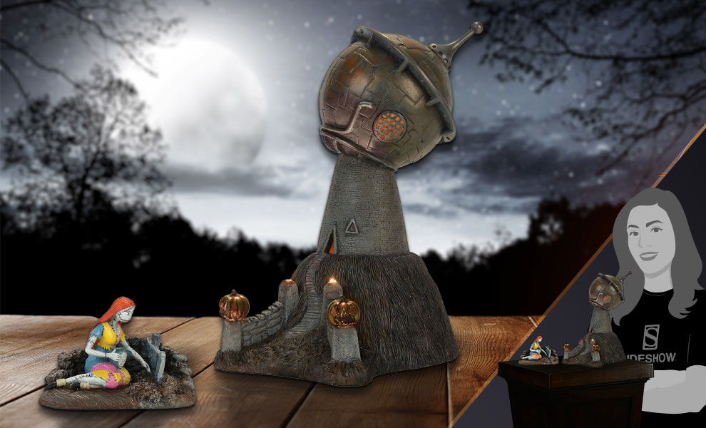 Gallery Feature Image of Dr. Finkelstein's Observatory Figurine - Click to open image gallery
