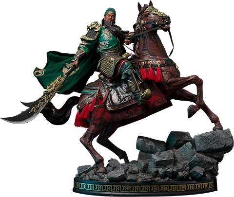 Infinity Studio Guan Yu (Elite Edition) Statue