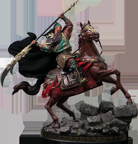 Infinity Studio Guan Yu (Deluxe Edition) Statue