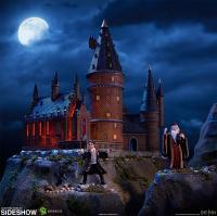 Gallery Image of Hogwarts Great Hall & Tower Figurine