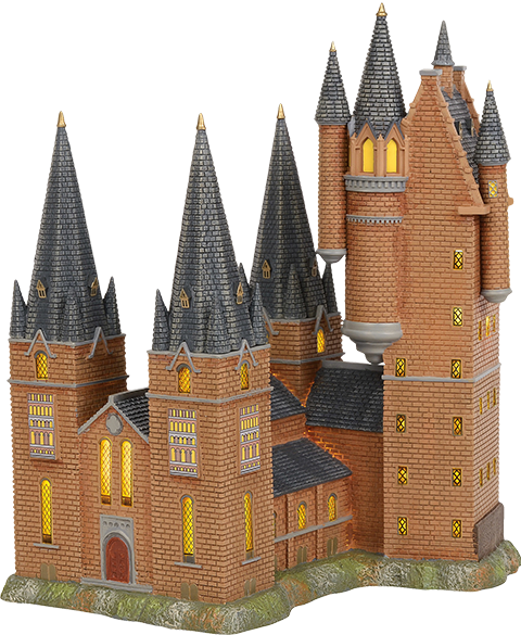 Department 56 Hogwarts Astronomy Tower Figurine