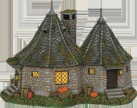 Department 56 Hagrid's Hut Figurine