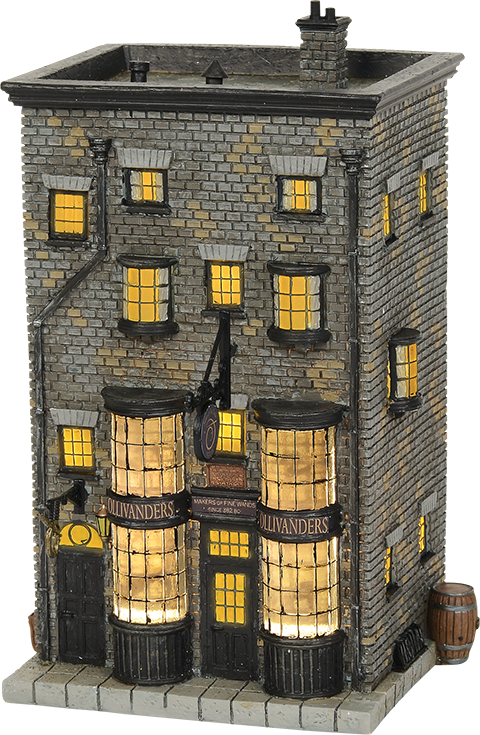 Department 56 Ollivanders Wand Shop Figurine
