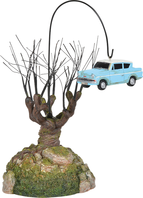 Department 56 Whomping Willow Tree Figurine