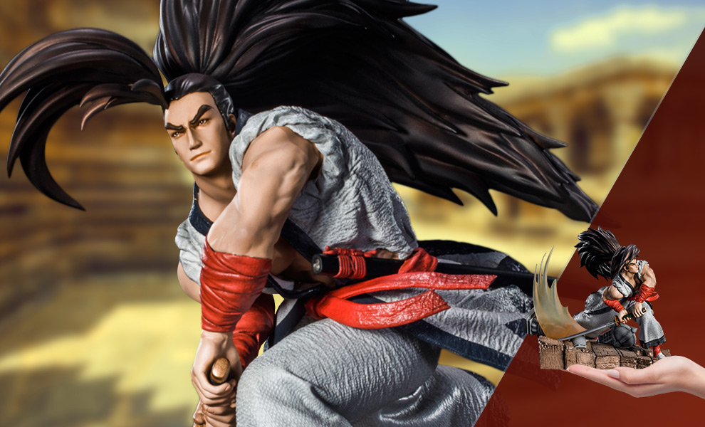 Gallery Feature Image of Haohmaru Statue - Click to open image gallery