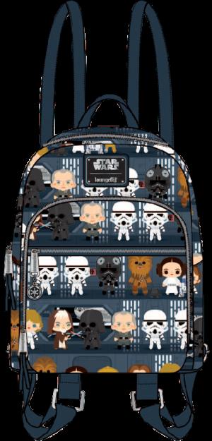 Star Wars A New Hope Chibi Mini Backpack Apparel
