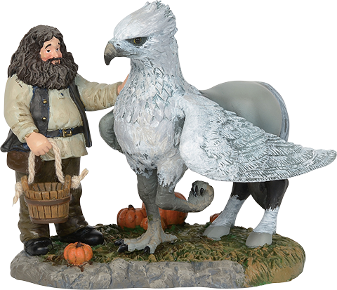 Department 56 A Proud Hippogriff, Indeed Figurine