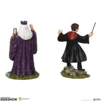 Gallery Image of Harry and The Headmaster Figurine