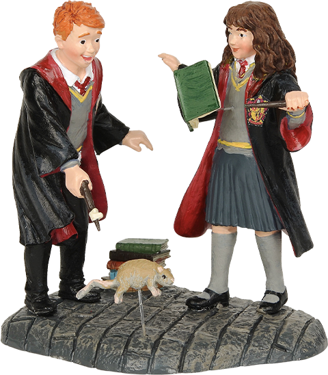 Department 56 Wingardium Leviosa! Figurine