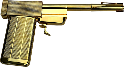 Factory Entertainment The Golden Gun Prop Replica