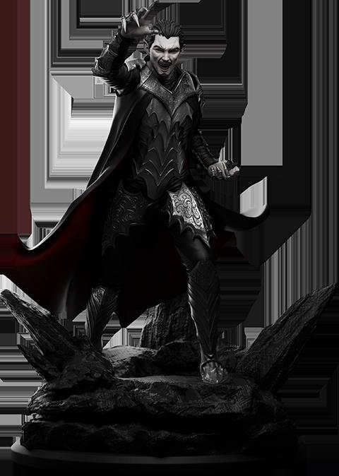 Legion Studios Dracula Vampire King Statue
