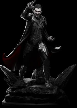 Dracula Vampire King Statue