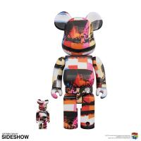 Gallery Image of Be@rbrick Andy Warhol The Last Supper 100% and 400% Collectible Set