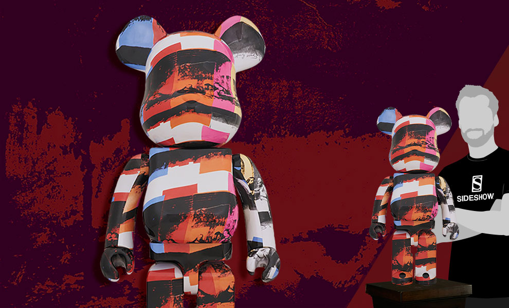 Gallery Feature Image of Be@rbrick Andy Warhol The Last Supper 1000% Figure - Click to open image gallery