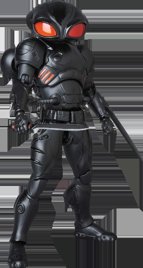 Medicom Toy Black Manta Collectible Figure