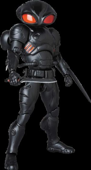Black Manta Collectible Figure