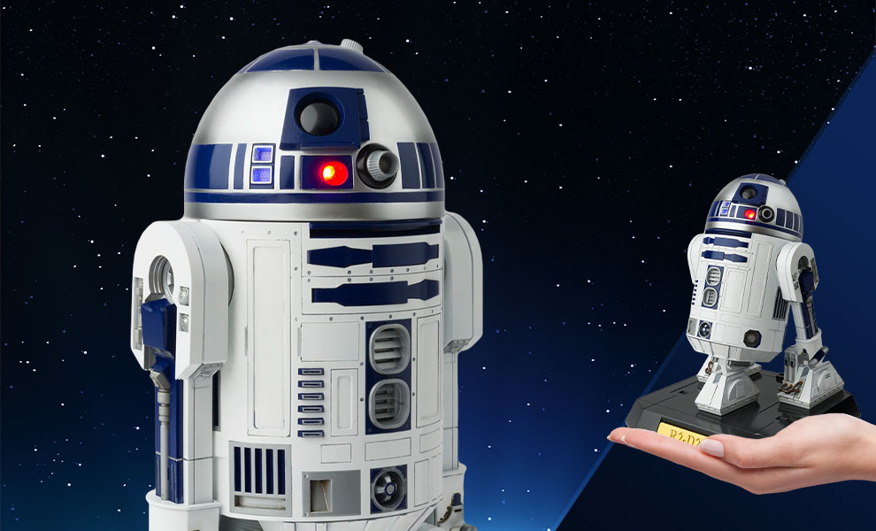 Gallery Feature Image of R2-D2 Collectible Figure - Click to open image gallery