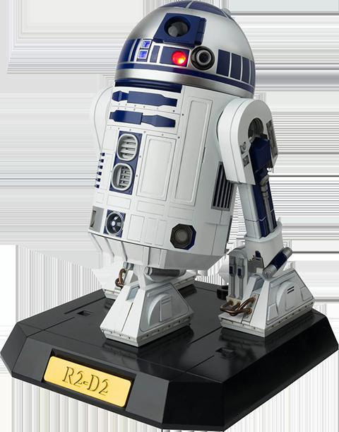 Bandai R2-D2 Collectible Figure