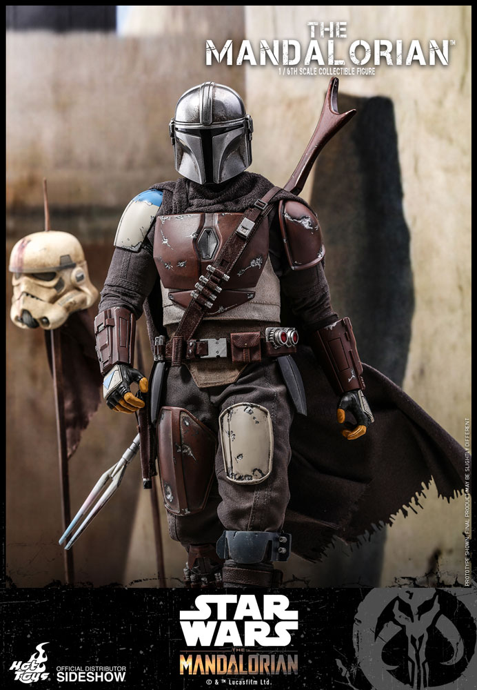 1//6th Scale Hot Toys Sling #1