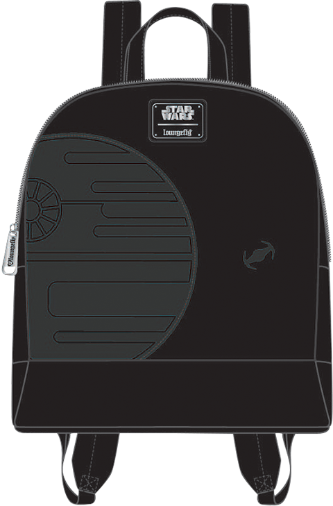 Loungefly Death Star II Mini Backpack Apparel
