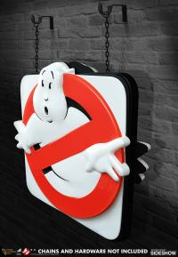 Gallery Image of Ghostbusters Firehouse Sign Replica