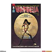 Gallery Image of Vampirella #1 (1969) Limited Red Foil Version Book
