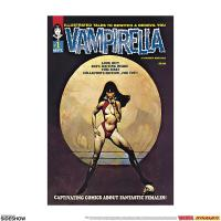 Gallery Image of Vampirella #1 (1969) Limited Blue Foil Version Book