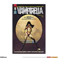 Gallery Image of Vampirella #1 (1969) Limited Platinum Foil Edition Book