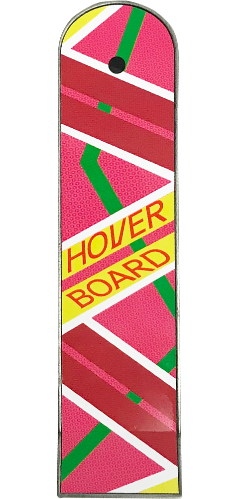 Factory Entertainment Marty McFly Hoverboard Bottle Opener Miscellaneous Collectibles