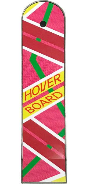 Marty McFly Hoverboard Bottle Opener Miscellaneous Collectibles