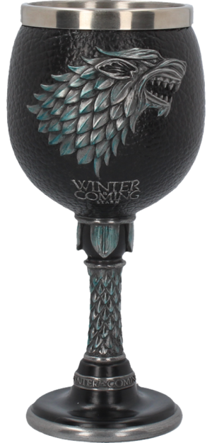 Winter is Coming Goblet Collectible Drinkware